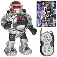 Робот M 0465 U/R р/у, стреляет дисками, свет