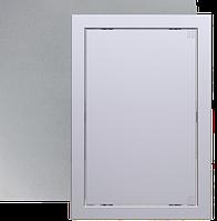Люк-дверца ревизионная, нажимной, декоративный 218*218/196*197