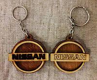 Брелок автомобильный Nissan (Ниссан), брелки для автомобильных ключей, брелоки, авто брелок