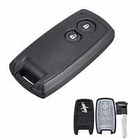 Автомобиль дистанционного ключа оболочки ФОБ режиссерский лезвие 2 кнопка Suzuki Grand Vitara SX4 Swift