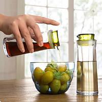 BPA свободный творческий управляемый масленка запечатаны герметичны бутылка бутылка масла соевого соуса приправы