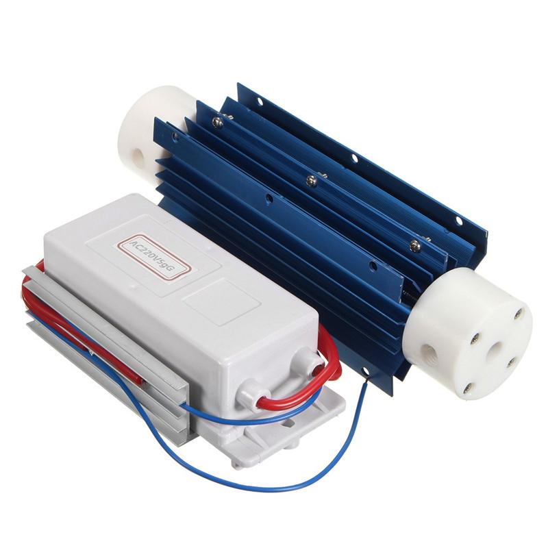 220v 5g / ч генератор люкс лечение для обеззараживания воды озона кварцевой трубки - ➊TopShop ➠ Товары из Китая с бесплатной доставкой в Украину! в Днепре