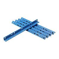 Л форма пластиковый синий стержень ссылка фиксированный стержень универсальный стержень для поделок автомобиля