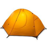 Naturehike Single Person Tent двухслойный Зонт Водонепроницаемый УФ ВС Укрытие Открытый Отдых Туризм Путешествия