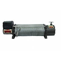 Лебедка для эвакуатора Dragon Winch DWT 15000 HDL (6800 кг, 12/24 В)