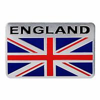 Алюминий англия флаг Великобритании щит эмблема значок стикер автомобиля этикету универсальный грузовик авто