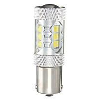 Спрятался белый 1156 BA15s высокой мощности с.в. кемпер прицеп LED свет 1141 12v
