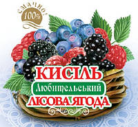 """Кисель """"Лесная ягода"""""""