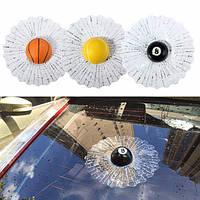 3d мячкасается наклейки автомобиля разбитое окно бейсбол наклейки наклейки трещина
