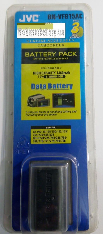 Акумуляторна батарея JVC BN-VF815AC