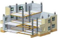 Возведение кирпично-монолитных зданий