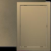 Люк-дверца ревизионная, нажимной, декоративный 218*218/196*196