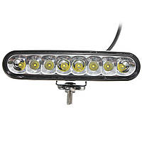 40W 7Inch LED Flood Spot Combo Work Light Bar для Off Road Авто SUV 4WD