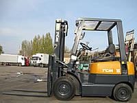 Вилочный погрузчик дизель TCM Модель: FD15Z18-01084