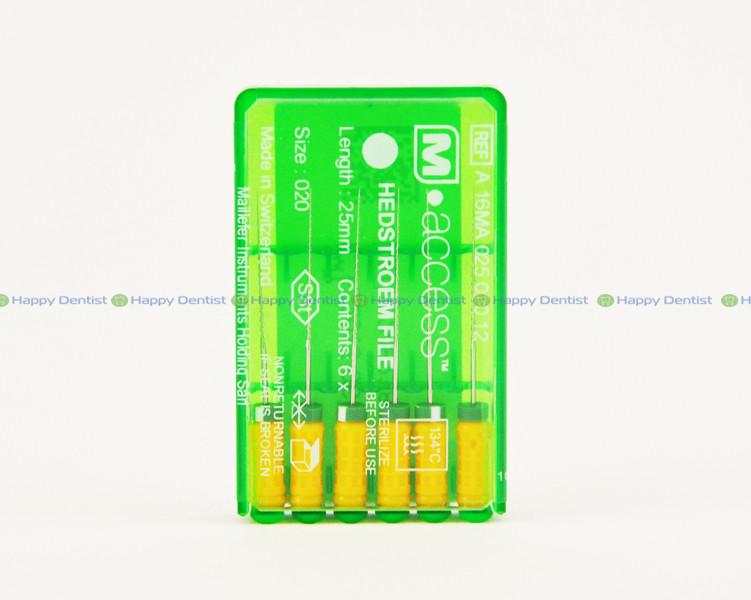 H-file M Access (К-файлы М аксес) 25 мм