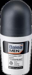 """Balea Men invisible антиперспирант роликовый """"Невидимый"""" дезодорант балеа"""
