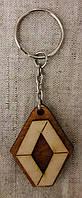 Автомобільний Брелок RENAULT (Рено), брелоки для автомобільних ключів, брелоки, авто брелок