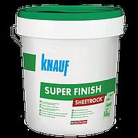 Шпаклевка KNAUF Sheetrock Super Finish пастоподобная, 5,4 кг
