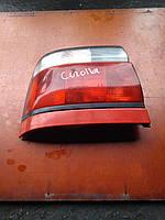 Задний фонарь (левый) Toyota Corolla 1993-1997г.