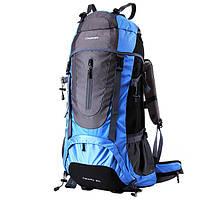 Кемпинг туризм 60 + 5л рюкзак сумка нейлон рюкзак для альпинизма восхождение путешествий