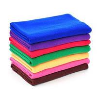 9pcs 9 цвет микроволокна окно экрана мягкой абсорбирующие мыть полотенца автомобиль авто по уходу за тканью чистки