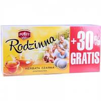 Чай чорный Rodzinna (Родзына) 104 пакета 145 г. Польша