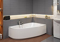 Ванна акриловая Cersanit Joanna NEW 95х160 (правая)