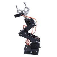 Поделки 6 степенями свободы 3d вращающийся комплект механического манипулятора для смарт-автомобиля
