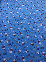Ткань Фланель детская