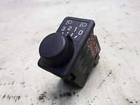 Кнопка регулировки корректора фар для Nissan Primera 11 1996-2001г.в