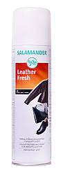 "Краска для гладкой кожи Salamander ""Leather Fresh"" 250 ml  (цвет чёрный 009)"