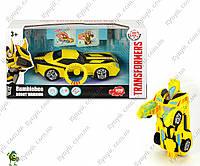 Машина трансформер Bumblebee