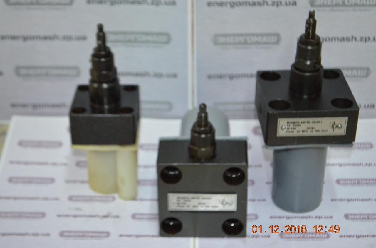Гидроклапан предохранительный встраиваемый МКПВ 16/3Ф3К1.24