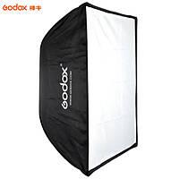 Godox 50 x 70 см Портативный отражатель Umbrella Studio Softbox для фонарика вспышки