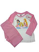 Детская пижама для девочки 104 см