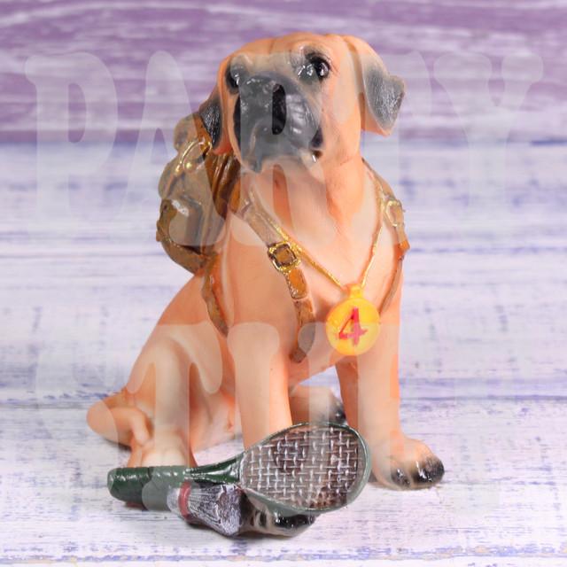 статуэтка собака бульдог