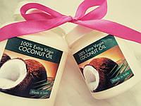 Кокосове масло нерафининированное 250 мл