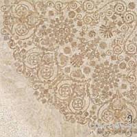 Плитка для ванной AlfaLux Плитка напольная декор Alfalux UNIKA TRAVERTINO BEIGE ROSONE LAPPATO 7324095