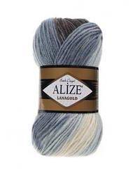 Alize Lanagold batik (лана голд батик) 1601