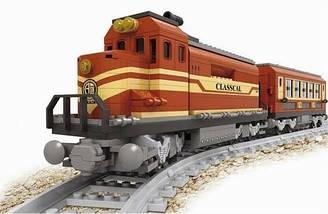 Конструктор AUSINI 25902 Классический поезд