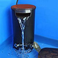 Межень свежий внутренний повесить на аквариум рыб черепаха фильтр питания рептилии бак