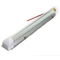 Универсальный автомобиль авто караван интерьер 72 LED белый свет полосы лампа включения/выключения