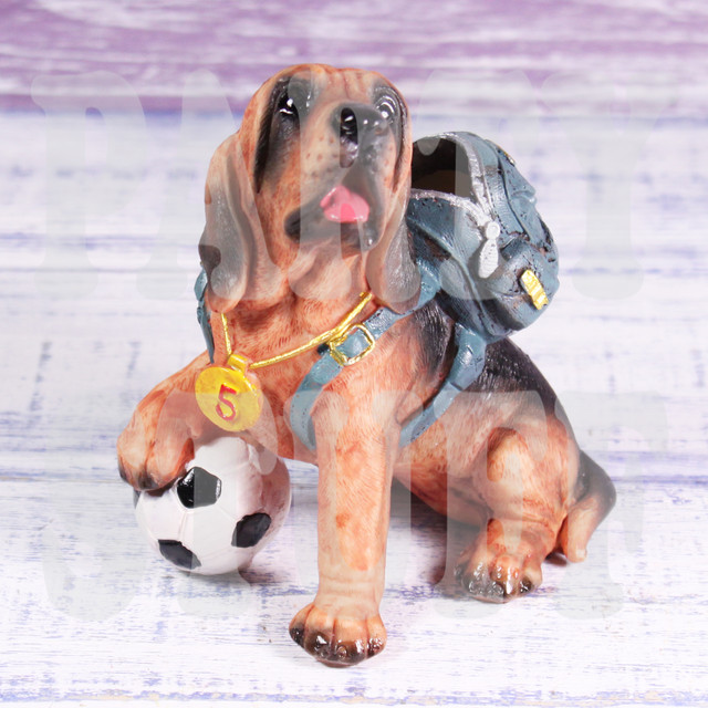 статуэтка собака спаниэль