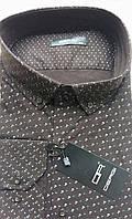 Мужская рубашка Dergi (Турция) большой размер 4XL
