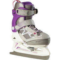 Коньки Oxelo Ice 3 JR Violet
