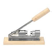 Raitool ™ Механический Ореховый станок Pecan Nut Cracker Шлифовальный станок Инструмент