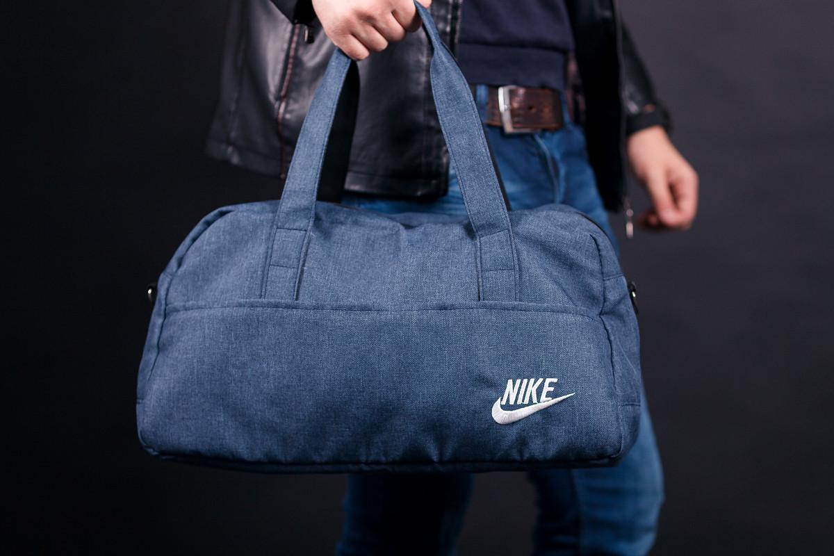 Спортивная сумка Nike  2017 ( ткань ) -реплика