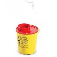 Контейнер для утилизации медицинских отходов 1,5л