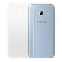Чехол GlobalCase (TPU) Extra Slim для Samsung A5 (A520) 2017 (Light) (1283126475115)