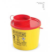 Контейнер для утилизации медицинских отходов 5 л